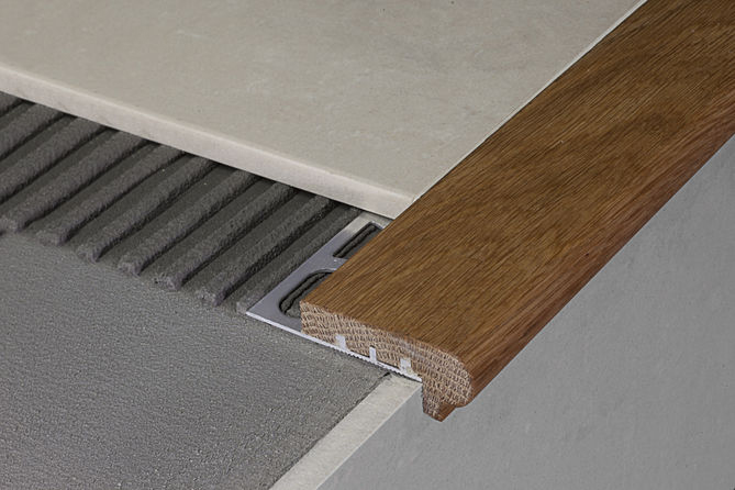 Carrelage design profil de finition carrelage moderne for Profile de finition carrelage